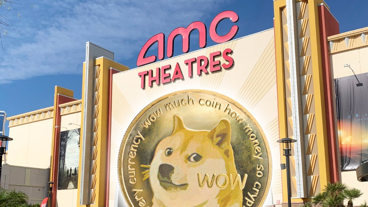 Chuỗi Rạp Chiếu Phim Lớn Nhất Thế Giới AMC Bắt đầu Chấp Nhận Thanh Toán  Bằng Dogecoin Cho Thẻ Quà Tặng 06/10/2021